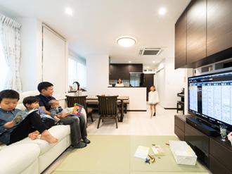 快適に暮らせる家へ  遮音・遮熱効果を施し、生活しやすい間取りへと改善