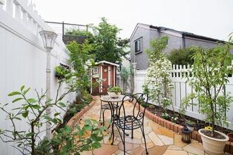 家の美観を担い、多目的に使える空間 家族の暮らしに楽しみをプラスするお庭の完成です