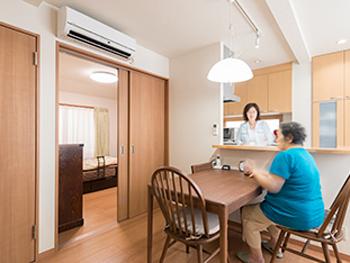 「安全・安心・快適」と三拍子そろった お年寄りが暮らしやすい住まいにリフォーム